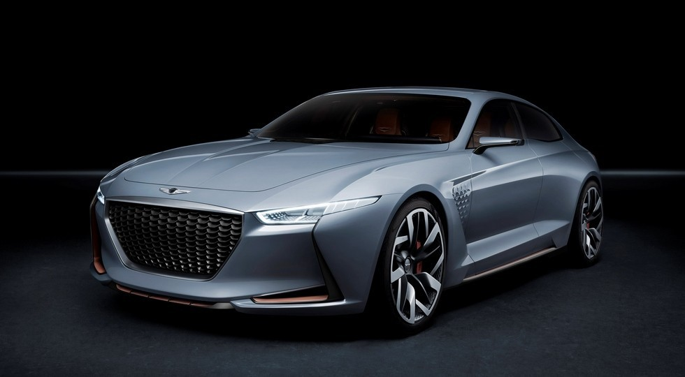 На фото: прототип Genesis New York Concept