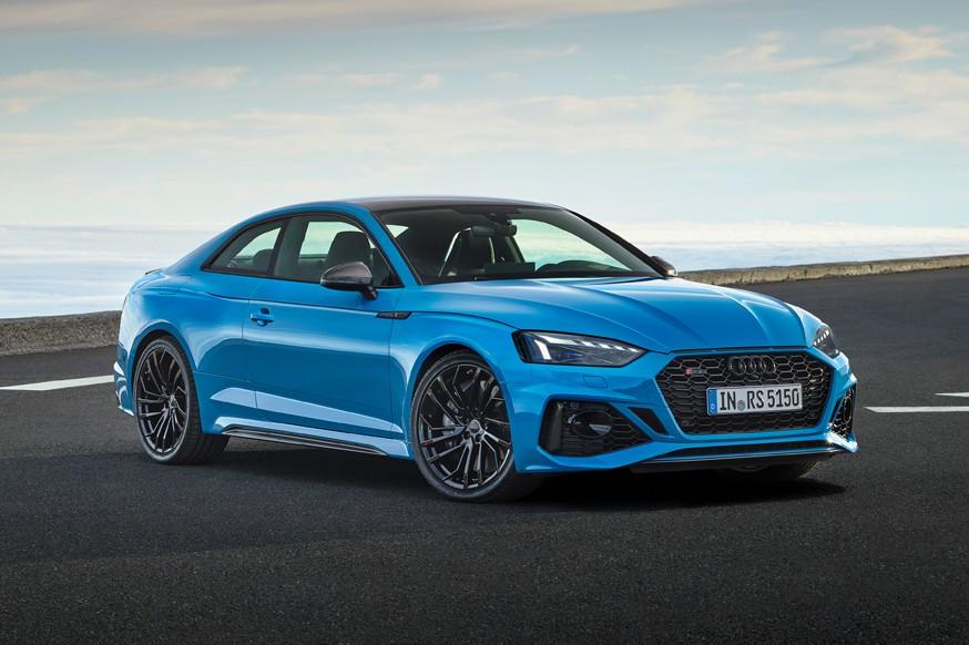 Увидели свет новые версии Ауди RS5 Coupe иRS5 Sportback
