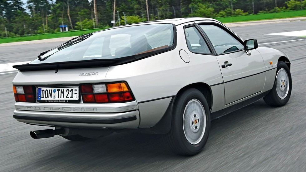 porsche 924 купе