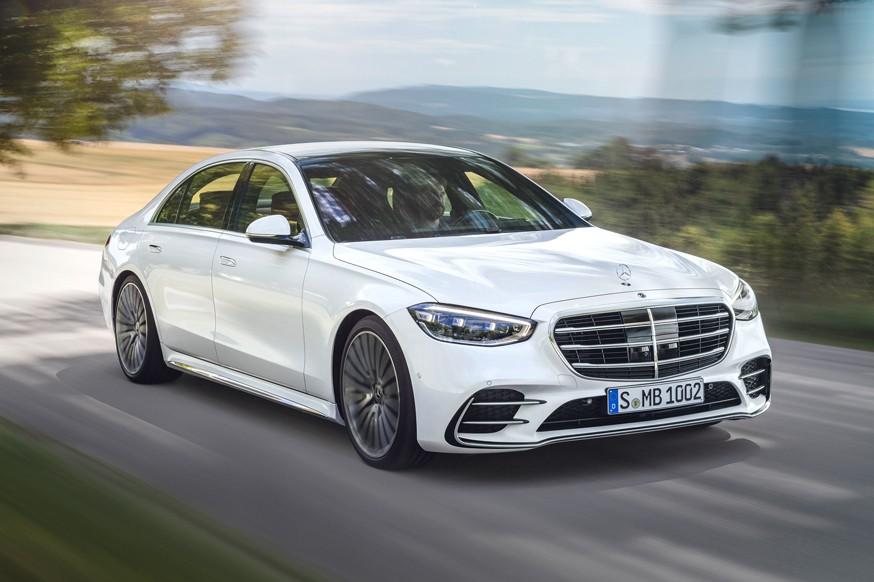 Новый Mercedes-Benz S-Class:
