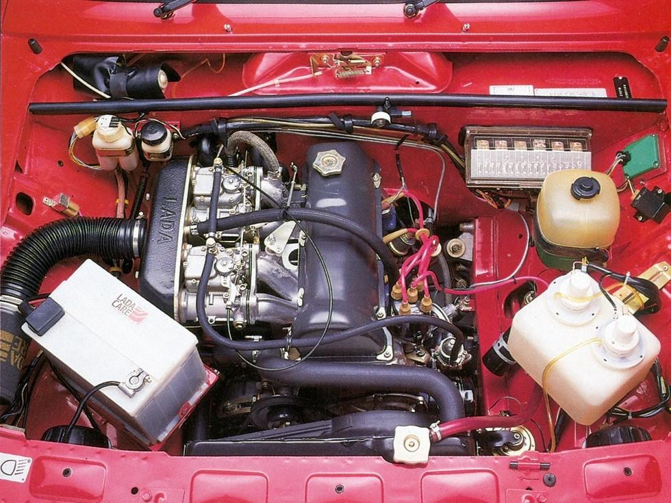 Два карбюратора должны были «пришпорить» праворульную Lada Riva 1600 SLX