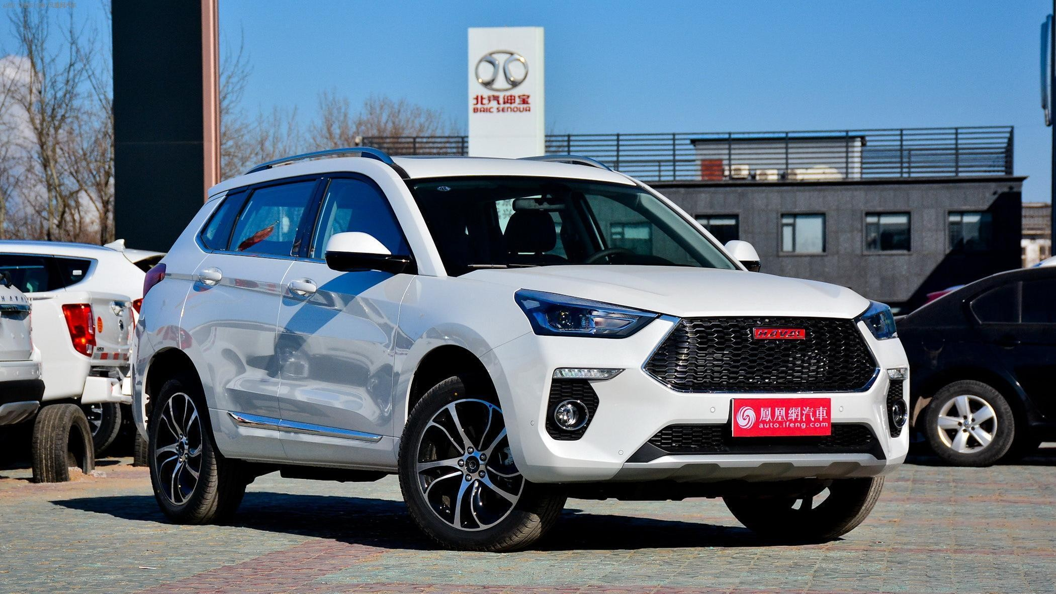 Haval H6 Coupe с