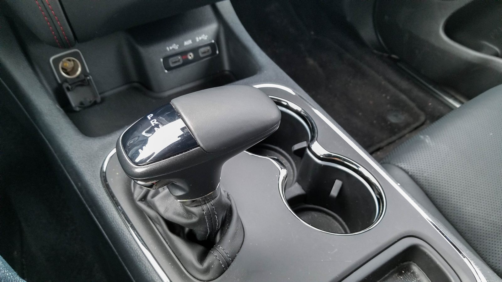 Dodge Durango рычаг КПП