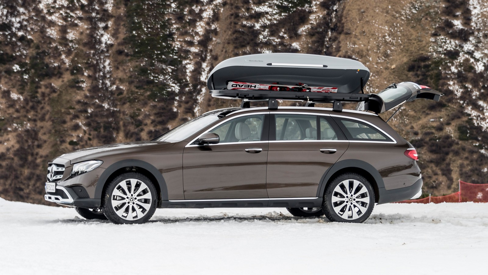 Die neue E-Klasse All-Terrain/Hochgurgl 2016 The New E-Class All