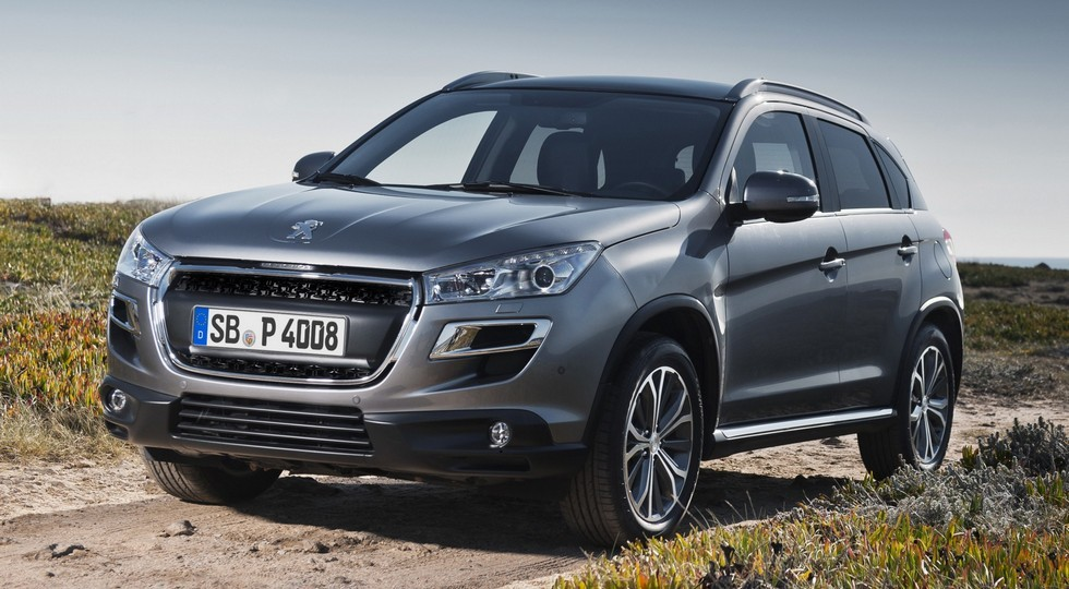 На фото: Peugeot 4008