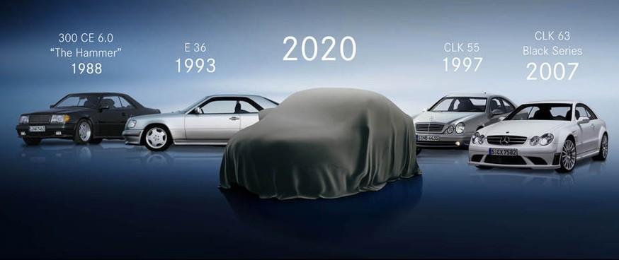 Обновлённые «двухдверки» Mercedes-Benz E-Class: купе и кабриолет дебютируют через неделю
