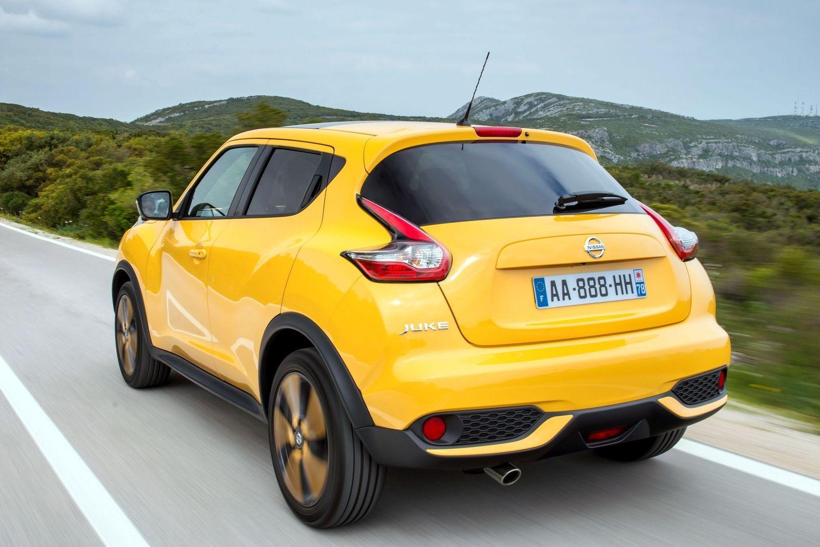 Купить бу Nissan Juke I вУфе, продажа автомобилей Ниссан Джук I с пробегом на сайте - Авто.ру