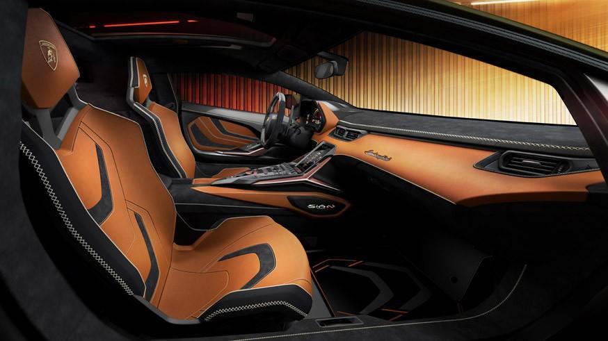 Пополнение в семействе: Lamborghini готовится к скорой премьере родстера Sian