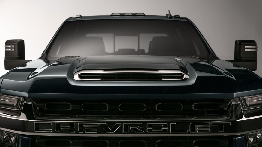 Chevrolet announced that the next-generation Silverado HD will d
