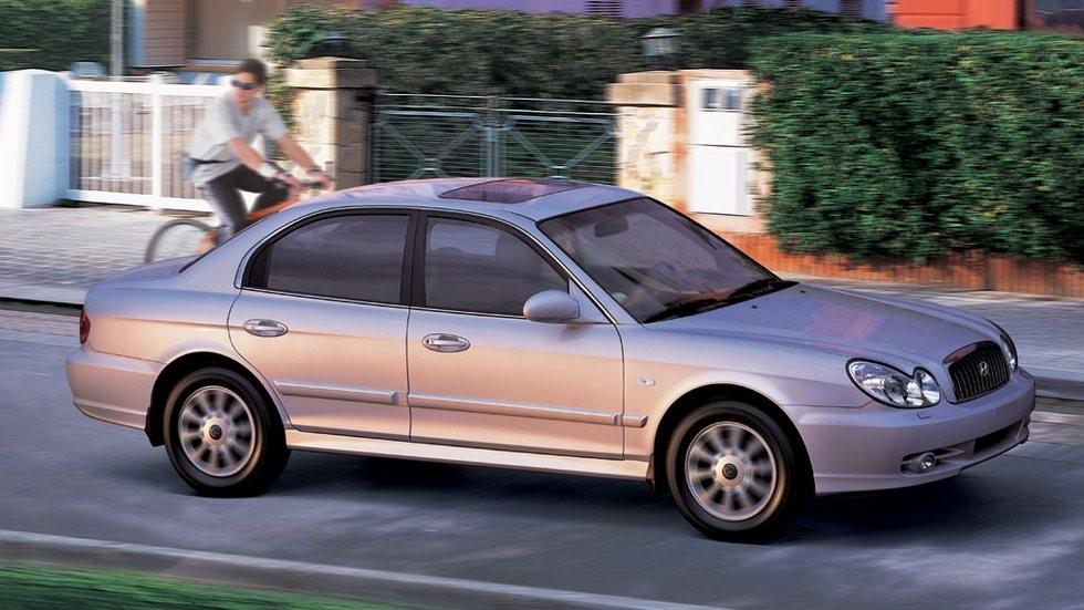 Hyundai Sonata (EF) '01.2001–08.2004ф
