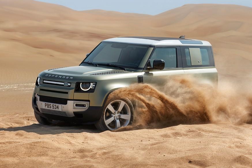 Проблемы «Защитника»: Land Rover задерживается с запуском Defender 90