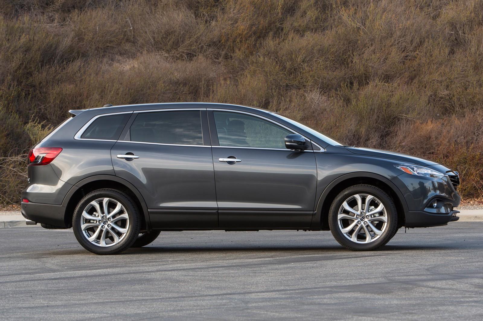 5 причин покупать и не покупать Mazda CX-9 I поколения (TB)