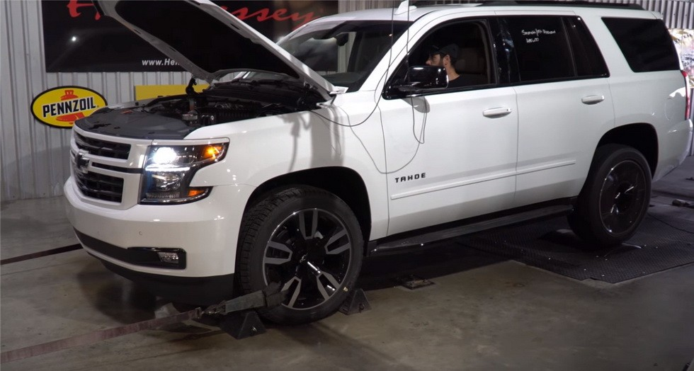 Chevrolet Tahoe RST 3