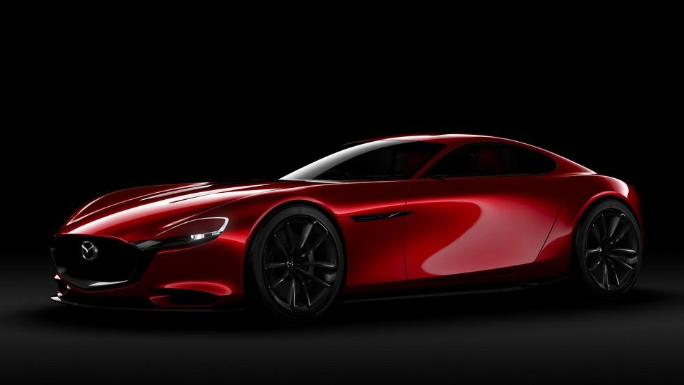 Концепт Mazda RX-VISION 2015
