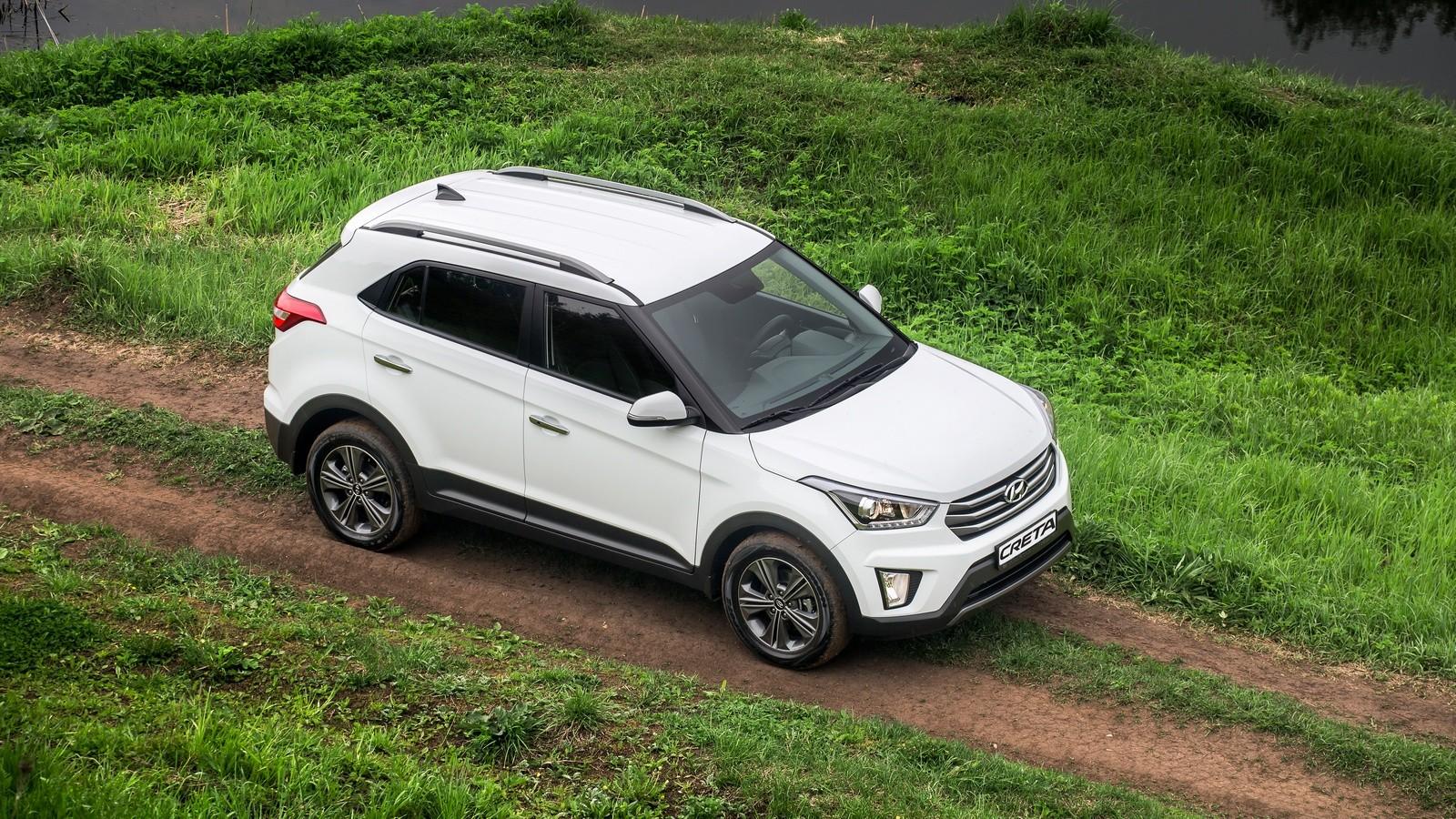 Hyundai Creta '2016–н.в.