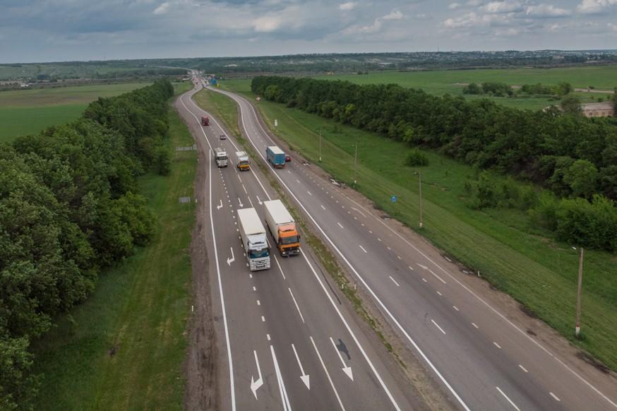 Дорога к черноморскому побережью: очередная реконструкция на платной трассе М-4 «Дон»
