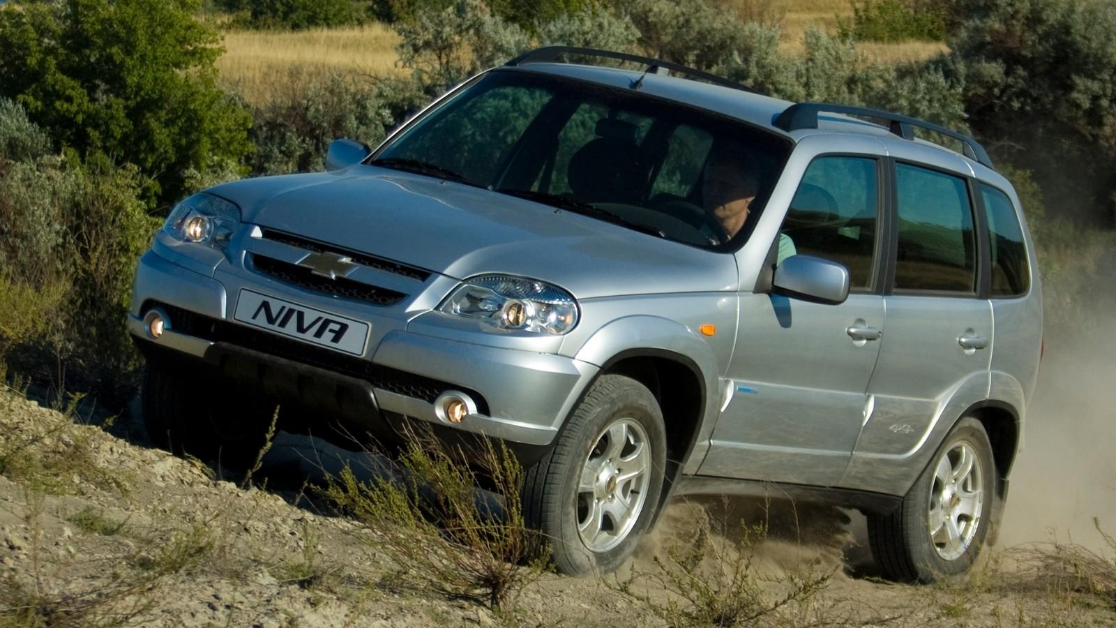 Chevrolet Niva '2009–н.в.