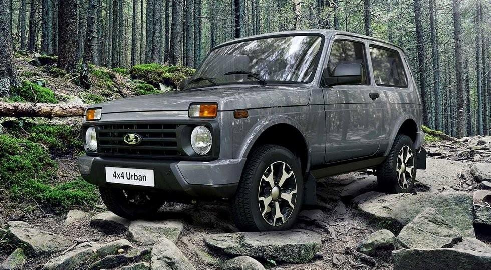 Lada 4x4 Urban с дисками