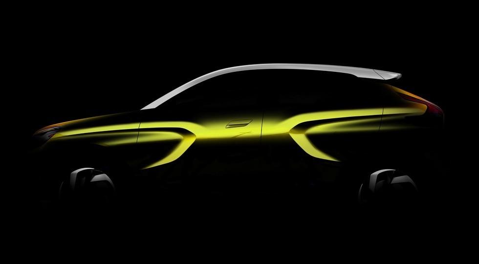Тизер нового концепта Lada