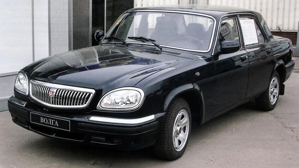 Хитрые «штампы» ГАЗ-31105 визуально маскировались под легкосплавные колёса