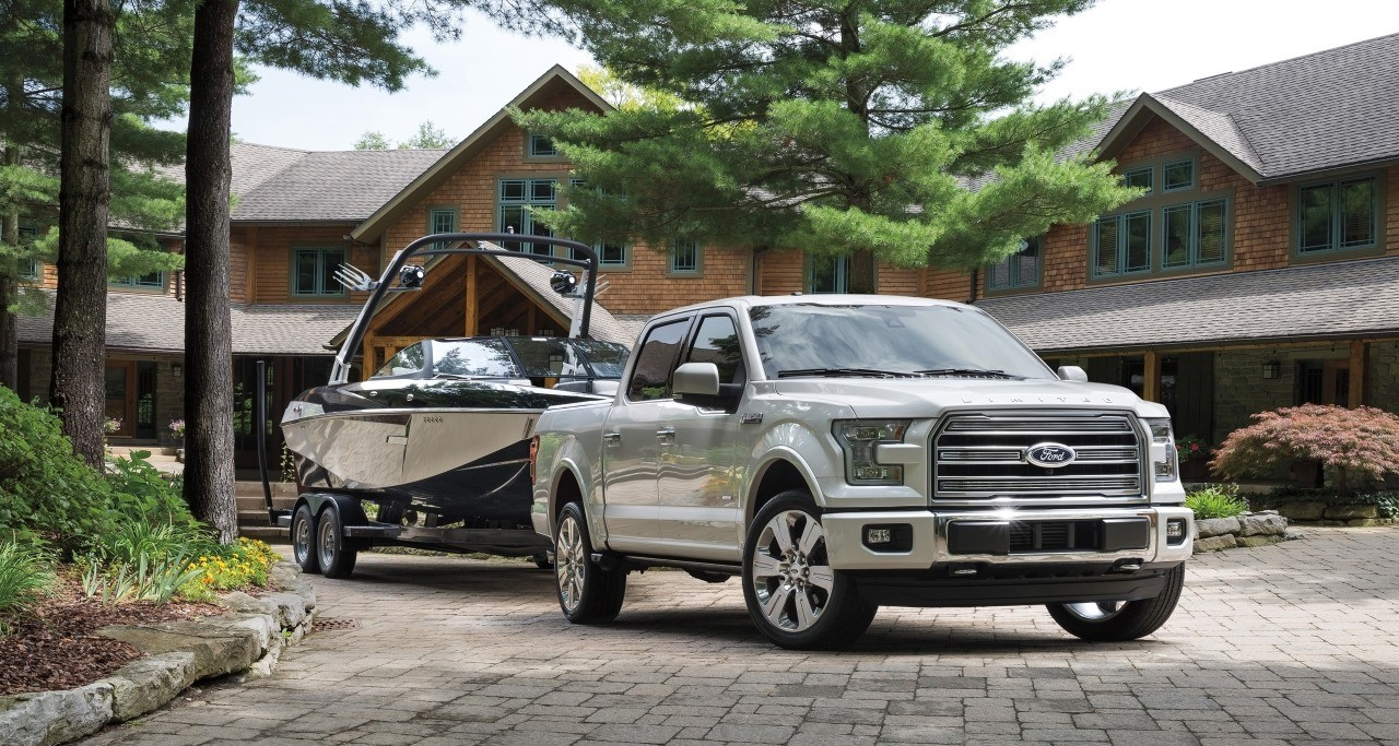 Ford F 150 Limited 2016