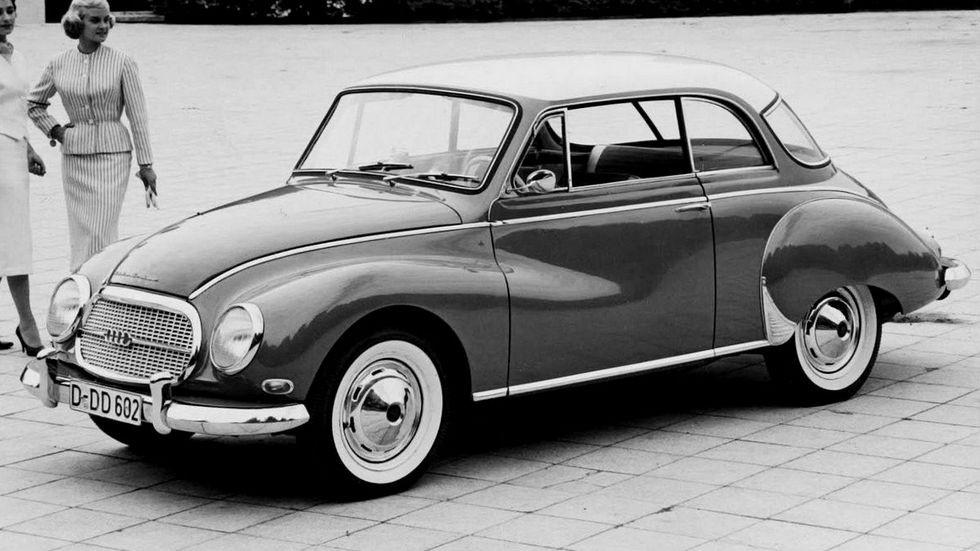 Auto Union 1000 S Coupe de Luxe '1959–63