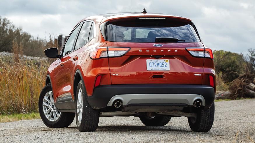 VW Tiguan R может обзавестись соперником: в Ford задумались о «заряженной» версии Kuga