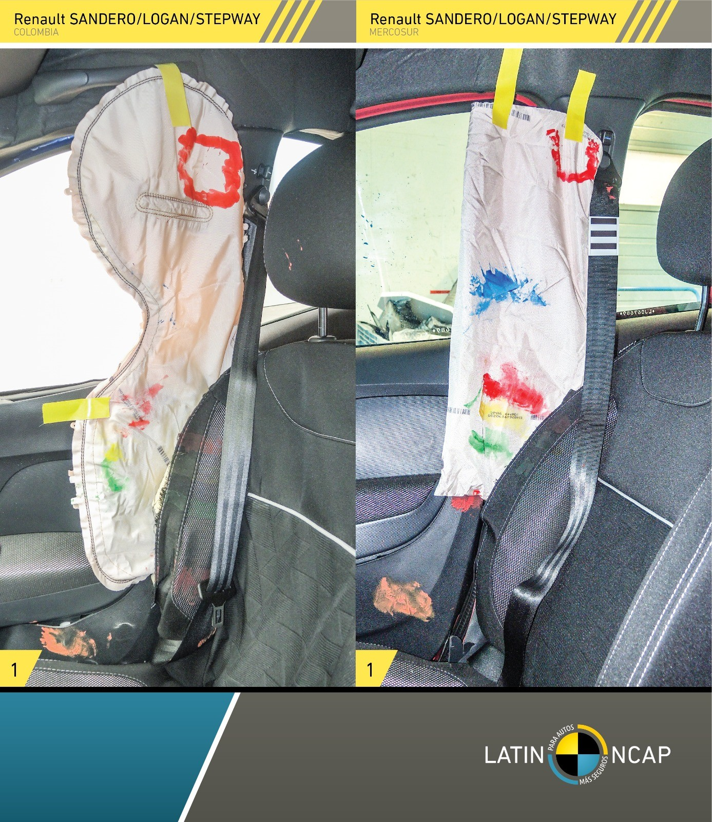 Краш-тест Renault Logan - Краш-тест ЛОГАНА, или Бедность — не порок! - LOGAN - КРАШ-ТЕСТЫ - Тест-драйвы и Краш-тесты - Renault atlas / Рено атлас