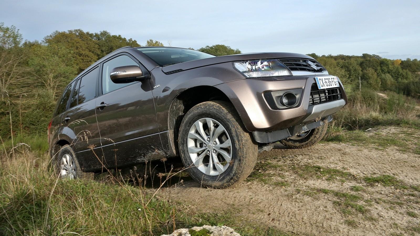 Suzuki Grand Vitara '2012–н.в.