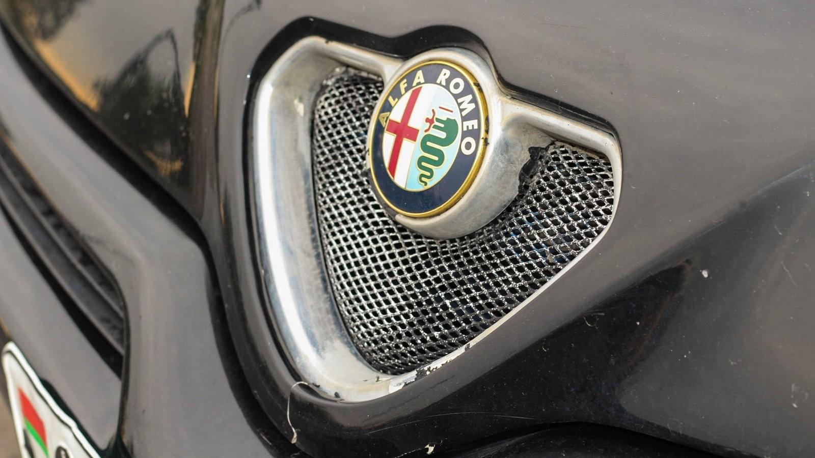 Alfa Romeo GTV эмблема